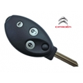 Folding Remote Control Citroen C5 Phase I (Window)