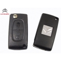 Remote Control For Citroen C2 / C3 Folding Keyless