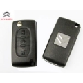 Citroen C4 Remote With Key