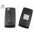 Folding Remote Control Citroen C2 and C3 Keyless