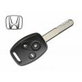 telemando para Honda Accord / CRV Transponder Megamos crypto ID48