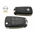 remote control for Opel Vectra C / Signum Transponder ID46 Philips Crypto 2 (reference 93187508)