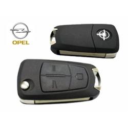 telemando para Opel Vectra C / Signum Transponder Philips crypto 2 ID46 (referencia 93.187.508)