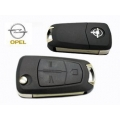 Opel Corsa D remote control for Philips crypto transponder 2 ID46 (reference 13188284)