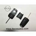 remote control opel 3 buttons profile H