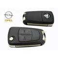 Folding Remote Control Opel Corsa D