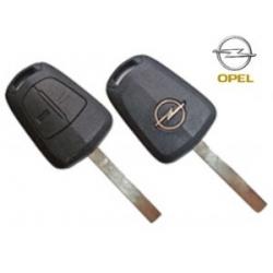 Telemando con espadin para Opel Astra H/Zafira B