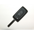 Remote Control Peugeot Partner >2008 Folding 2 Button