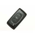 Remote Control For Peugeot 407 Cabrio (Keyless)