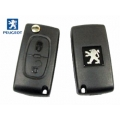 Folding Remote Control For Peugeot 307 / 207 and 308