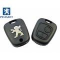 Remote Control of 2 Buttons For Peugeot 406