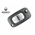 Remote Control For Renault Clio 2009> 2 Button Keyless