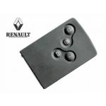 Telemando Tarjeta Renault Megane 2009> de 4 Botones