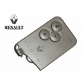 Remote Control For Renault Laguna 2001 Smart Card Proximity 3 Buttons