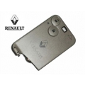 Remote Card For Renault Vel Satis of 2 Buttons (Referece 7701474017)