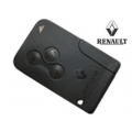 Card Renault Megane II 3 Buttons