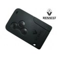 Card Renault Scenic 3 Buttons
