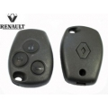 Remote Control For Renault of 3 Buttons Transponder Philips Crypto 2 ID46 (Reference 8200258480)