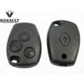 Telemando Para Renault de 3 Botones Transponder Philips Crypto 2 ID46 (Referencia 8200258480)