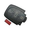 Remote Volkswagen 3 Buttons Round